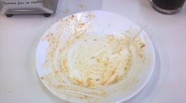 ...y las patatas del Tomás un par de minutos después