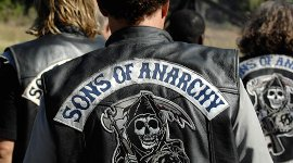 una escena de Sons of Anarchy