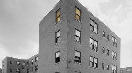 Edificio de viviendas en EE.UU.