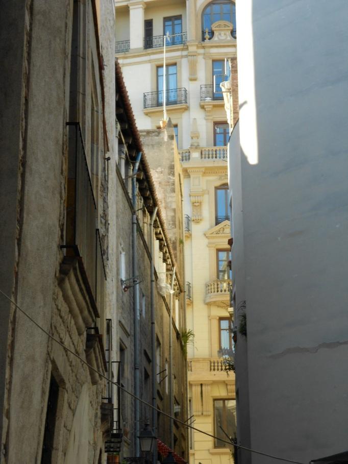 Edificios íntimos