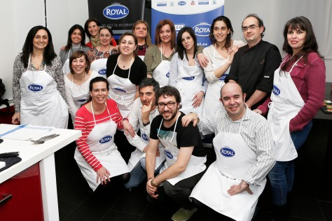 Taller Royal con bloggers
