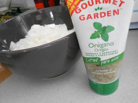 Cebolla y orégano Gourmet Garden