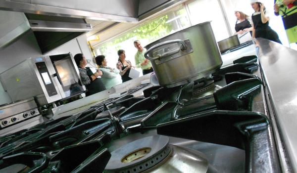 Escuela de Hostelería de Santa Marta