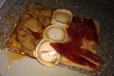 Minipizza gourmet