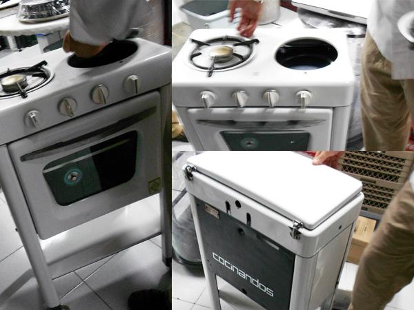 cocina customizada