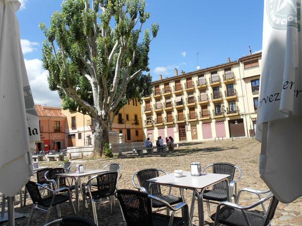 Plaza del Grano