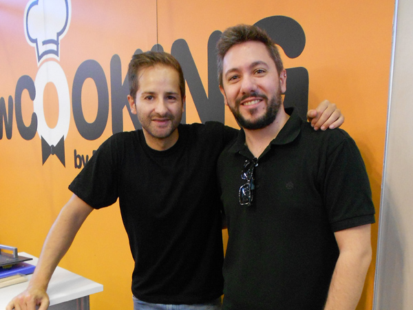 David Monaguillo y Alberto Marcos