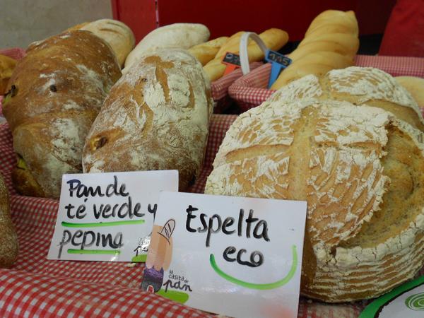 pan en la casita de pan