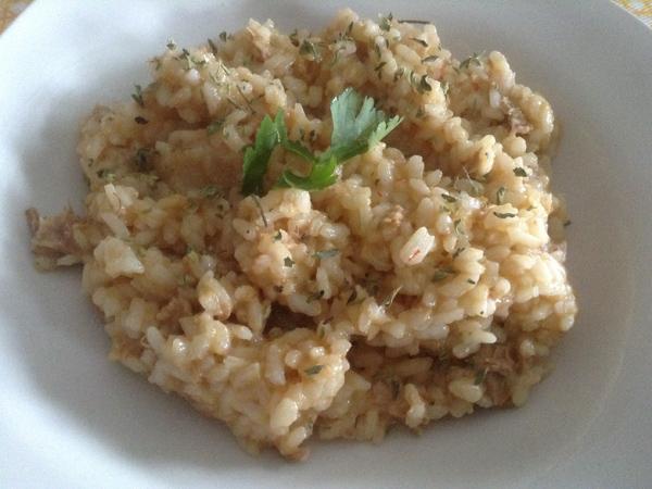 arroz picante