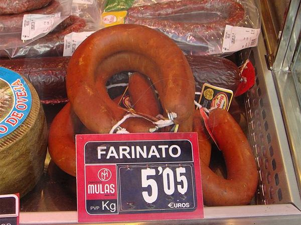 Farinato de Salamanca. Autor: Dodo