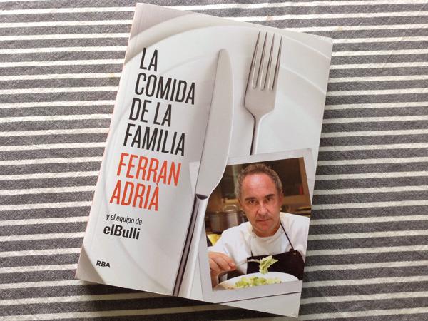 La comida de la familia, Ferran Adrià
