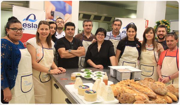 Taller de cocina en Zamora para blogueros