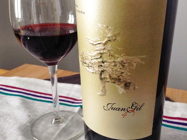 Juan Gil, vino de uva Monastrell de la D.O. de Jumilla