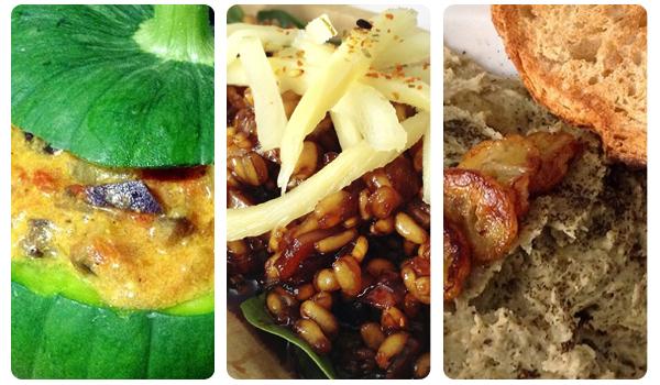 recetas vegetarianas con gourmet garden