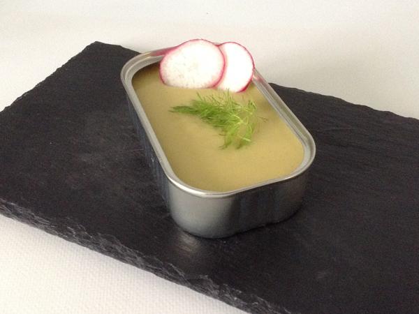 crema de hinojo y patata