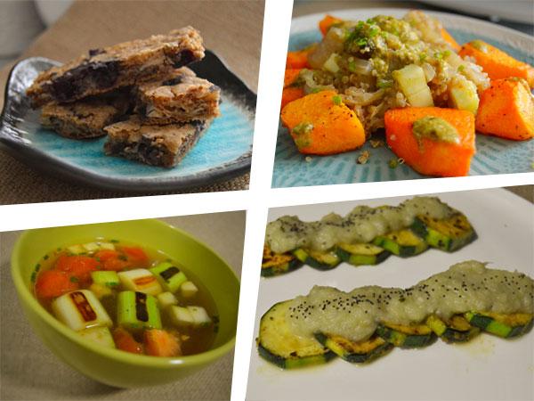 recetas sanas, detox y depurativas para la dieta de enero